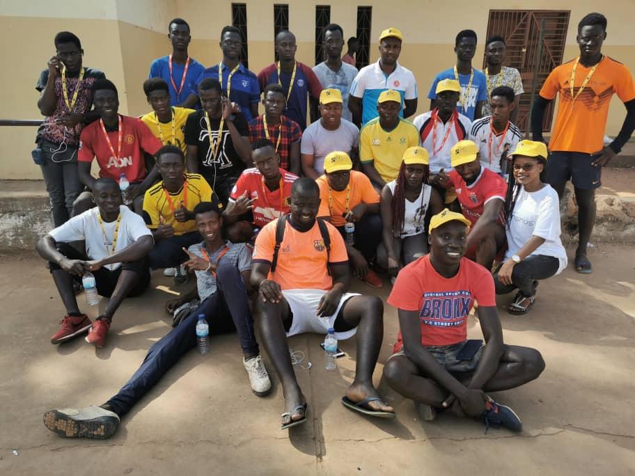 Comemoração do Dia Nacional dos Professores da Guiné-Bissau
