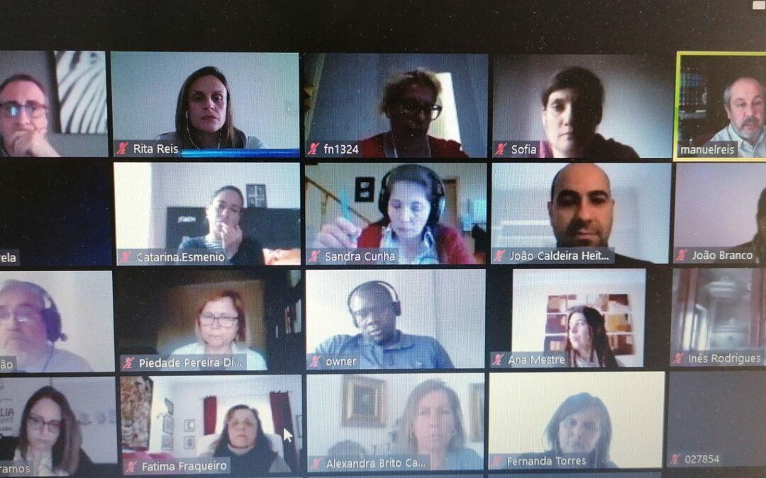 Reunião entre a Administração do Grupo Ensinus e os seus Dirigentes
