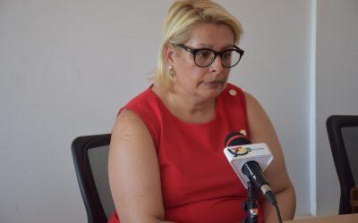 Dra. Teresa Damásio em Entrevista à Televisão da Guiné-Bissau (TGB)