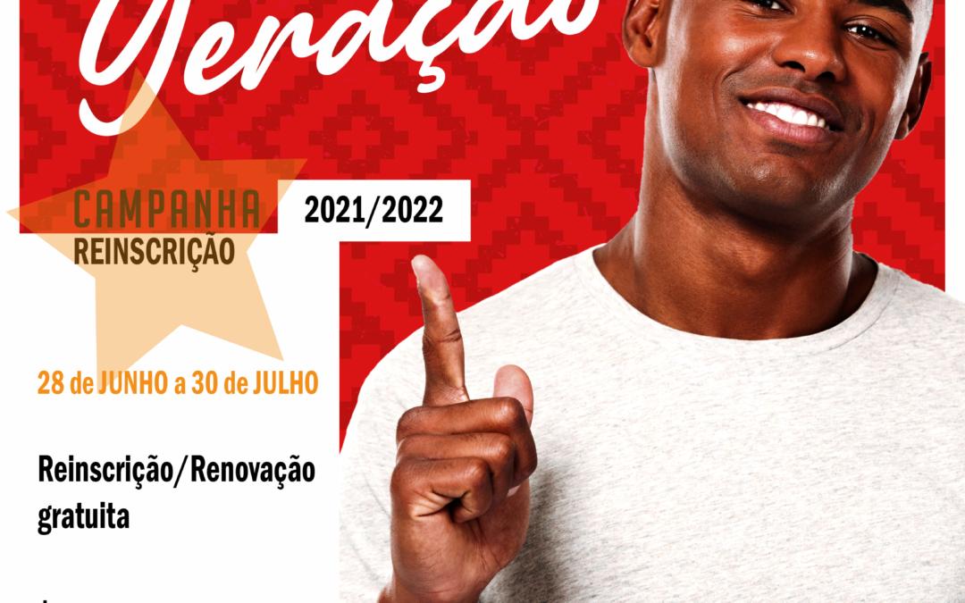 CAMPANHAS 2021/2022